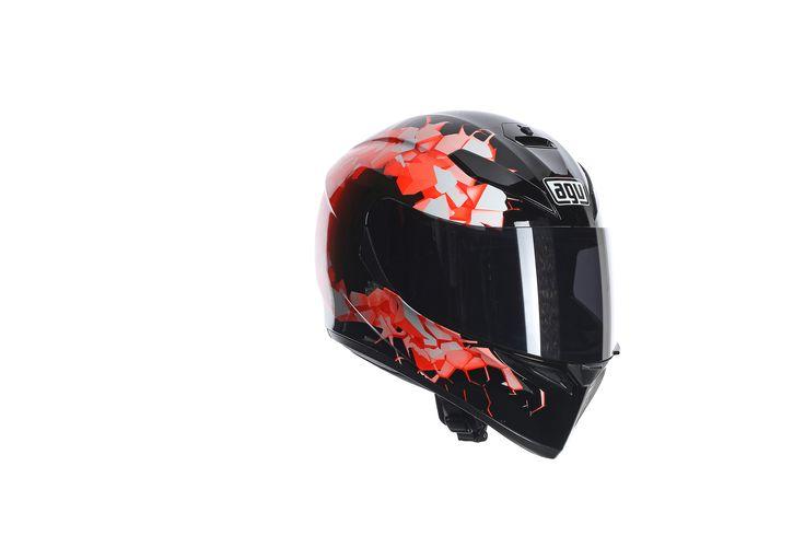 really big boom by #AGV #shox #fashion #helmet #biker #fullbomb