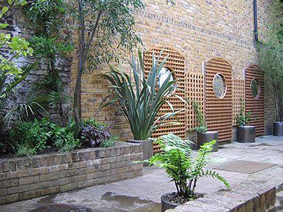 Small Condo Patio Design Ideas | Condo Patio Garden Ideas Photograph | Patio Garden Ideas | G