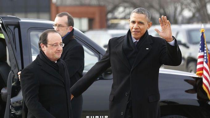 Son selfie avec François Hollande lui a causé bien des soucis... #FrançoisHollande