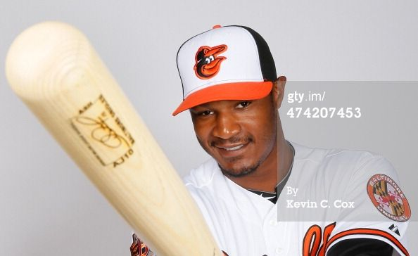 News Photo: Adam Jones of the Baltimore Orioles.