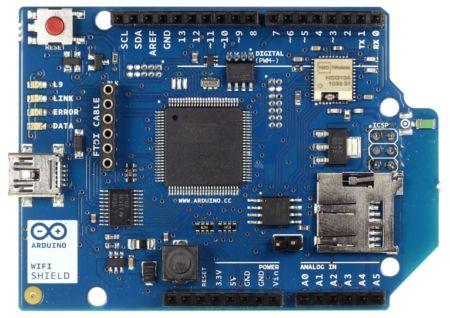 Arduino Wifi Shield