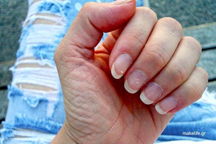 3 φυσικές λύσεις για νύχια που σπάνε και έξτρα tips