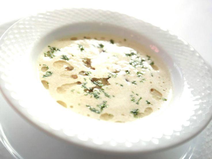 Klemmetsens kremede nattsuppe med sopp