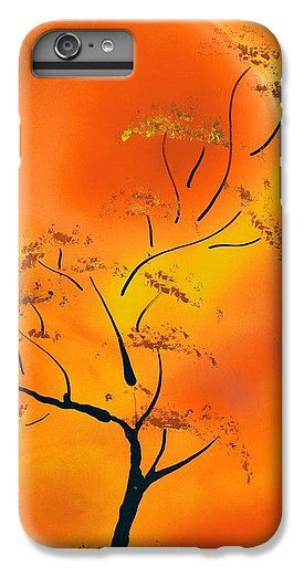 Hot Joy IPhone 6s Plus Case Printed with Fine Art spray painting image Hot Joy by Nandor Molnar (When you visit the Shop, change the orientation, background color and image size as you wish)