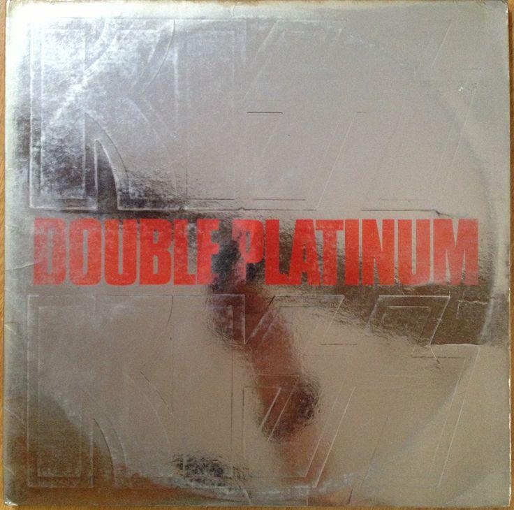 KISS - Double Platinum 33t