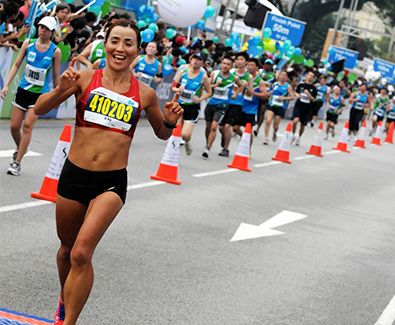Standard Chartered Marathon Singapore -  Be part of Singapore's marquee running event for a memorable morning of wholesome fun.