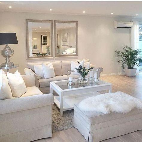 Best farmhouse living room design ideas (54) | Idee deco ...