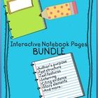If you have thought about using interactive notebooks, (AKA reading response notebooks, thinking logs, journals, etc.) the beginning of a new year ...