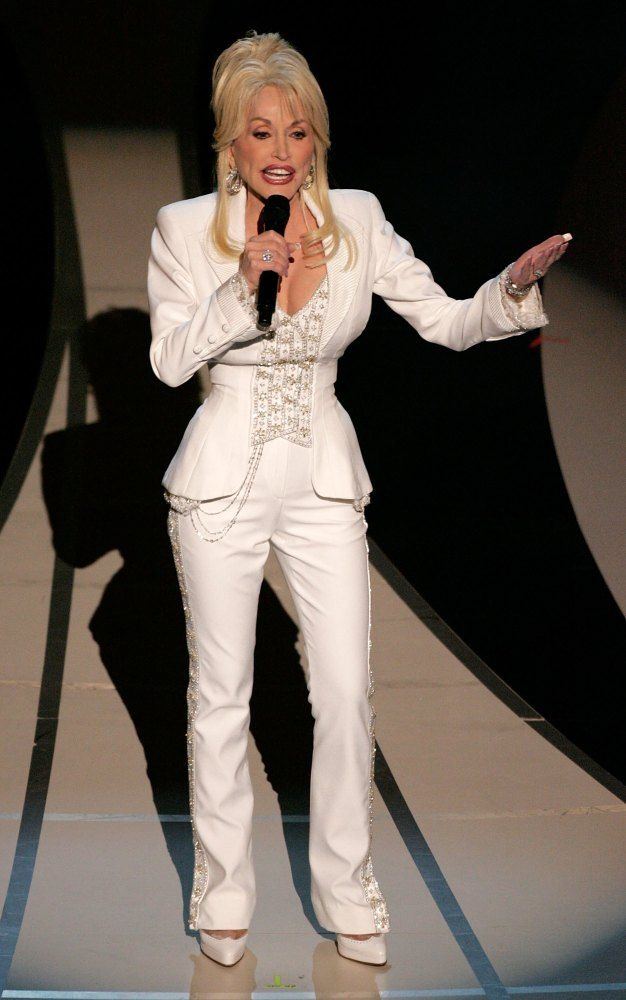 Dolly Parton Style Evolution