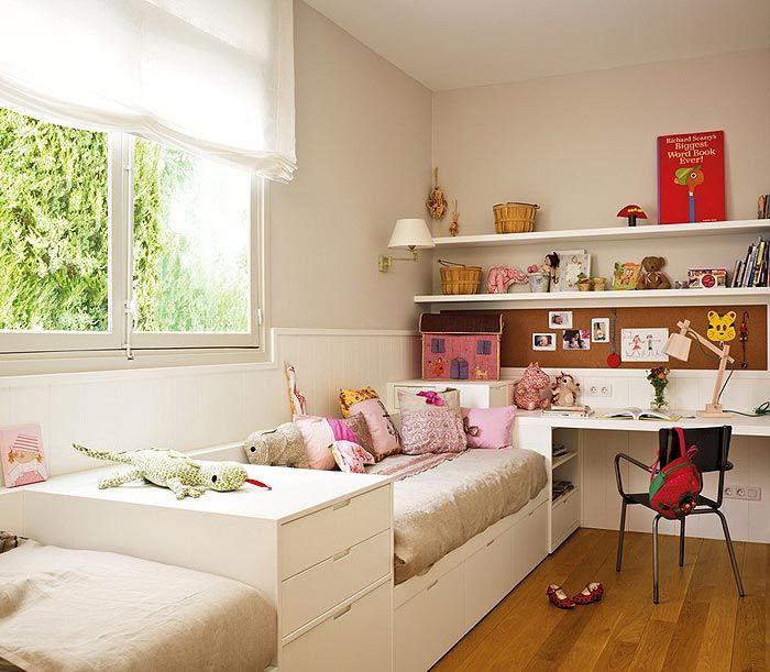 Смелые цвета стен – главный акцент в дизайне интерьера пентхауса в Барселоне