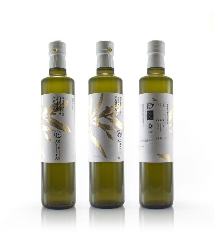 Thomas Kiourtsis | AYIA CION / malama organic olive oil