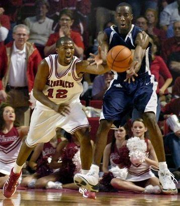u.s. reed arkansas basketball | Hogwired.com: Ervin, Townes Key Rally in Short-Handed Razorback Win ...
