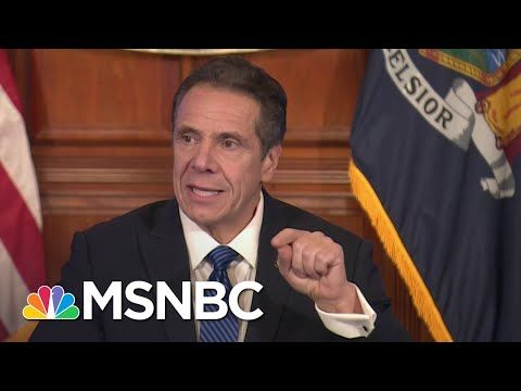 Cuomo On Trump S Claim Of Authority We Don T Have A King In This Country Craig Melvin Msnbc Youtube In 2020 Craig Melvin Author Trump