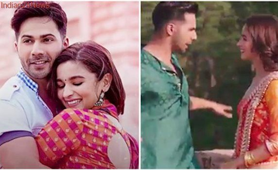 Badrinath Ki Dulhania song Humsafar: Varun Dhawan, Alia Bhatt get into unspoken love in the soulful track. Watch video
