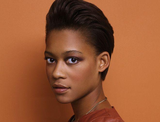 coupe courte femme noire – Recherche Google – #hair #cute #courte …