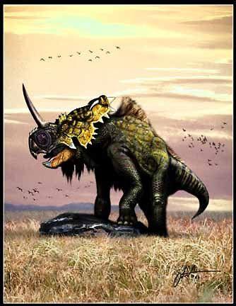 Neshorn the Headstrong by dakka