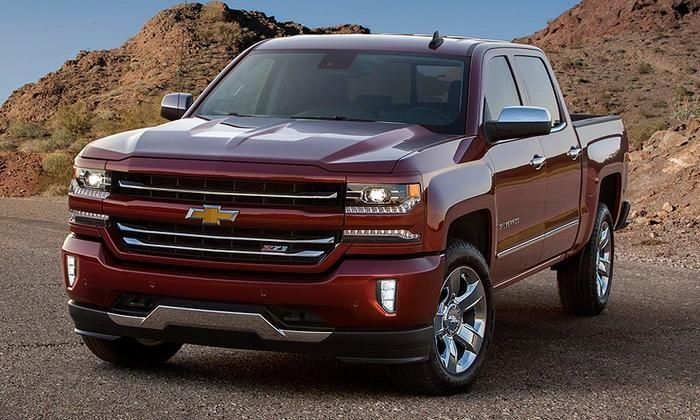 2016 Silverado Shows Its New Face. I'm glad I didn't get the 2015 for my birthday.. Looks like it's a 2016 for me!! :)