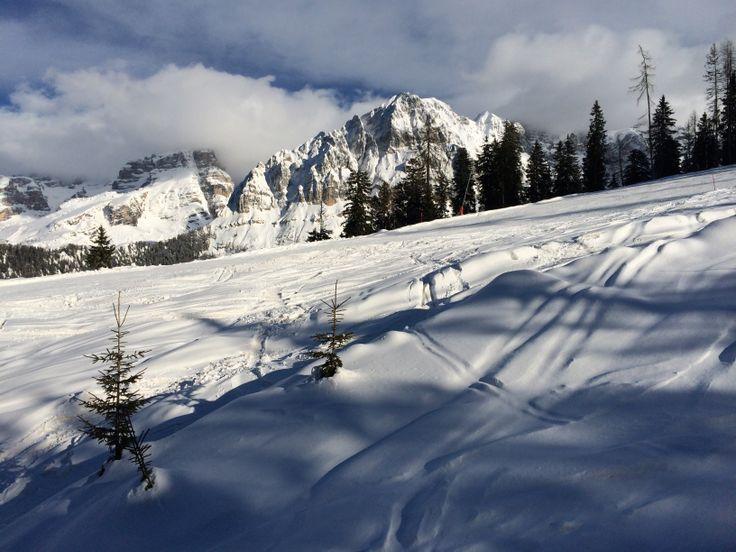 Catena del Brenta, da Doss del Sabion, Pinzolo, Trentino, TN