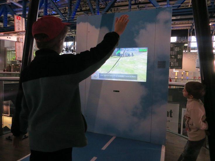 Le simulateur de vol Solar Impulse