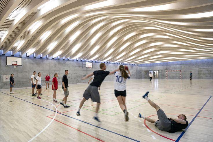 Schulhof-Neugestaltung in Dänemark - BIG