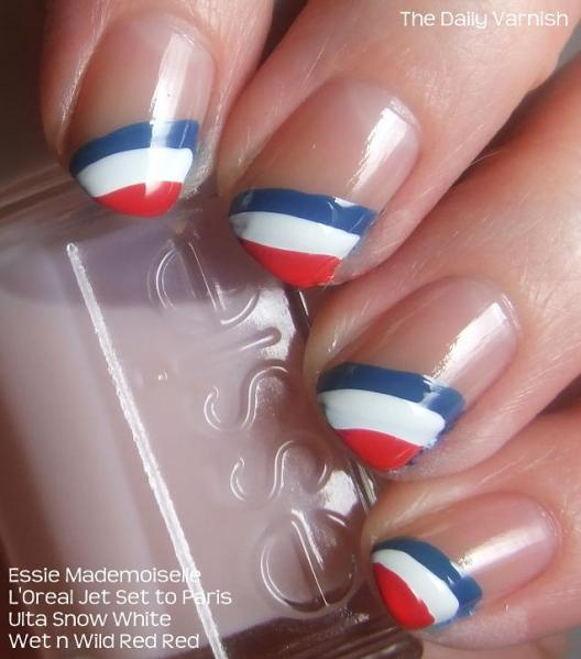 Olympian Nails Coralie Balmy