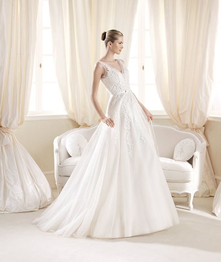 La Sposa presents Ifield style from Glamour 2014 Collection. | La Sposa