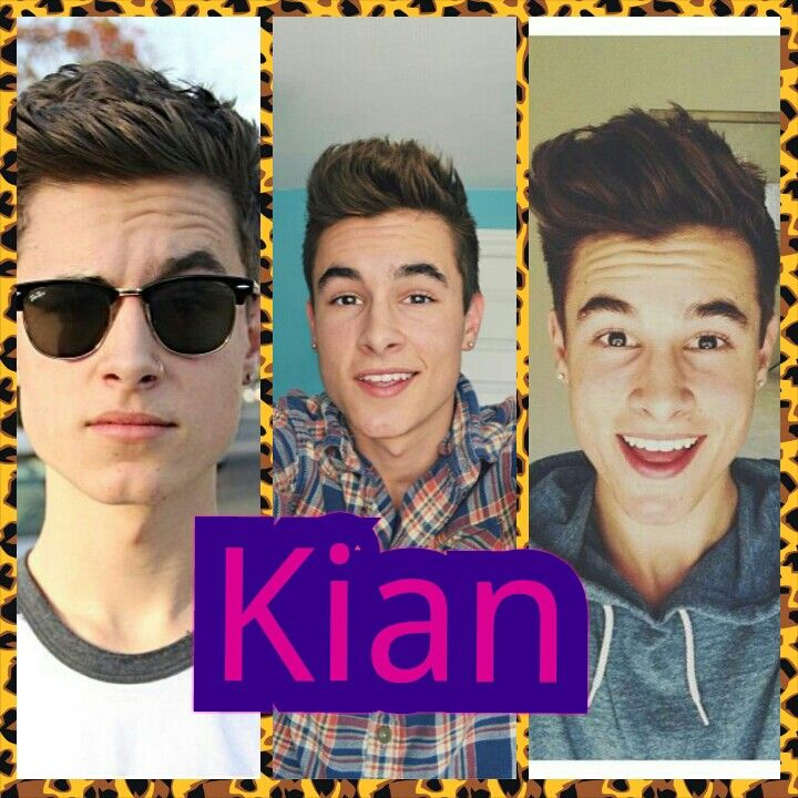 Kian lawley on pinterest