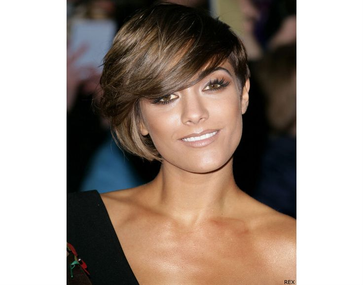 Short Chin Length Bob Haircuts | ... wear almost any hairstyle. So what are good hairstyles for oval faces