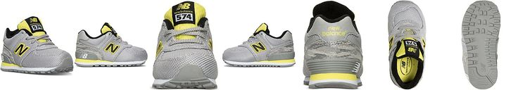 New Balance Toddler Boys' 574 Summer Waves Casual Sneakers from Finish Line