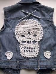 Resultado de imagen para catrina crochet