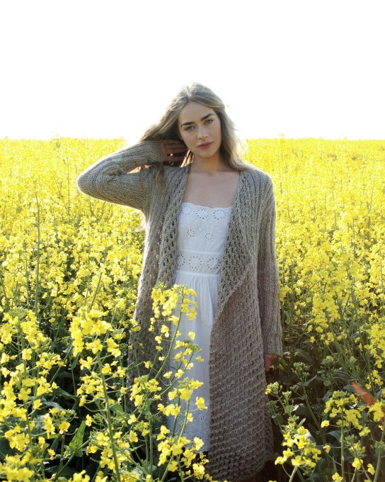17 Best images about Bee Knitted Coats on Pinterest Cable, Moss stitch and ...