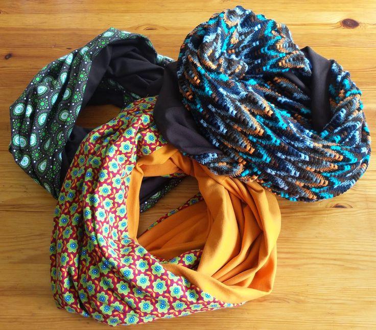 ons Erika - patroontjes en werkbeschrijvingen: Cirkelsjaal voor volwassenen én kinderen