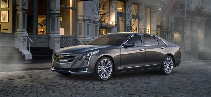 2016 Cadillac CT6 starts at US$53,495, on sale in March 2016