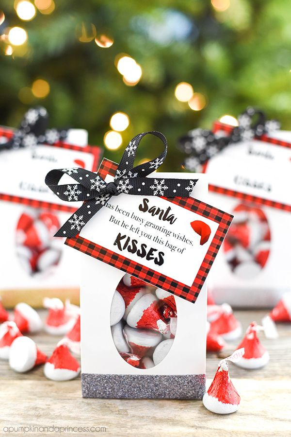25 Fun Christmas Gifts For Friends And Neighbors Fun Squared Christmas Candy Gifts Sweet Christmas Gift Ideas Diy Christmas Candy