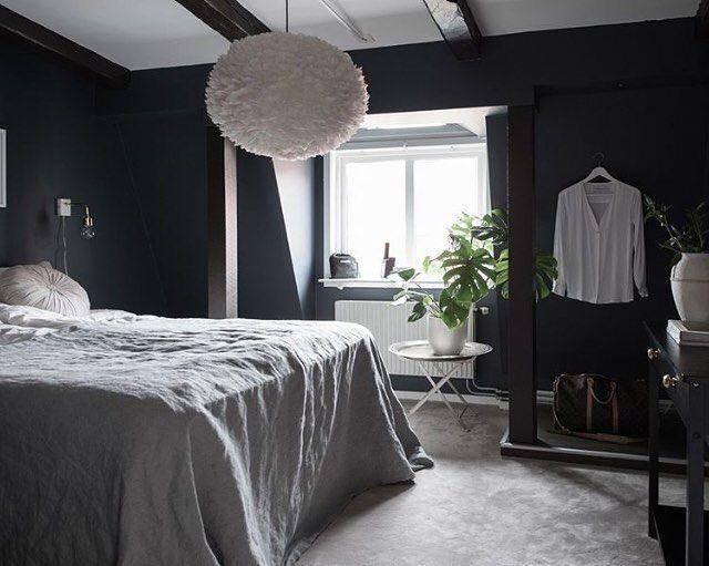 "1,333 Me gusta, 15 comentarios - Scandinavian Homewares (@istome_store) en Instagram: ""A gorgeous bedroom via @bjurfors_goteborg 👌🏻Good night ✨ . #bedroom #bedroomdecor #nordichome…"""