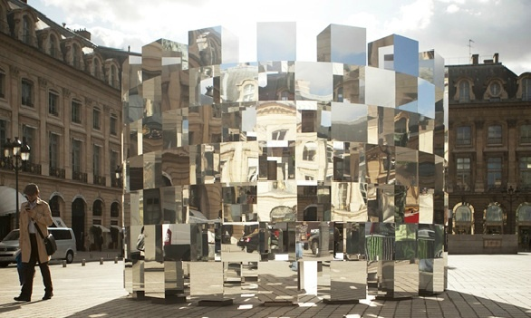 Ring by Arnaud LaPierre  Place Vandome Paris 2011