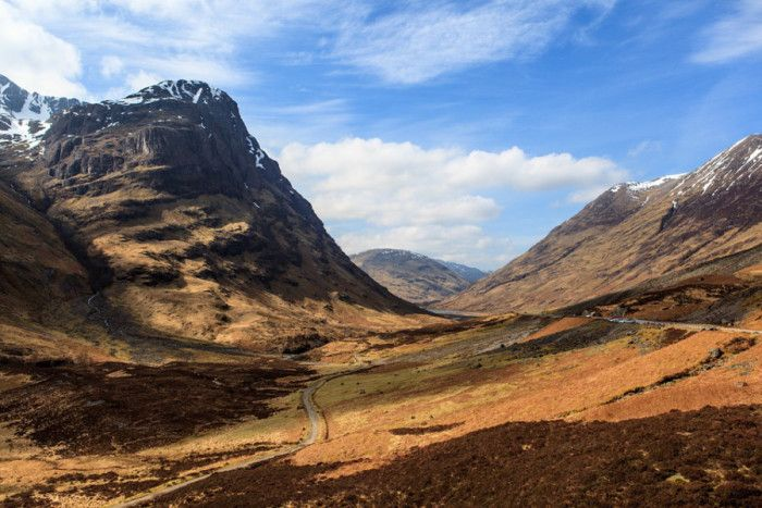 The Highlands of Scotland are the heartlands of the Scottish clans. Free pic/pixabay