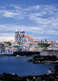 S. Mateus da Calheta, Ilha Terceira