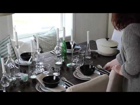 Visita à casa: A casa rústica da Gina na zona rural da Noruega