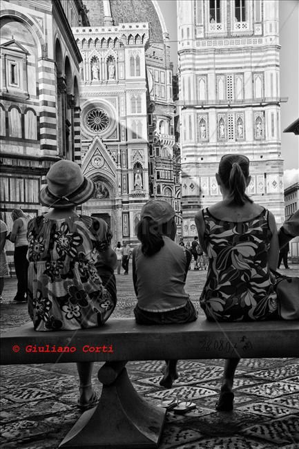 Firenze, i cappelli di paglia di Firenze