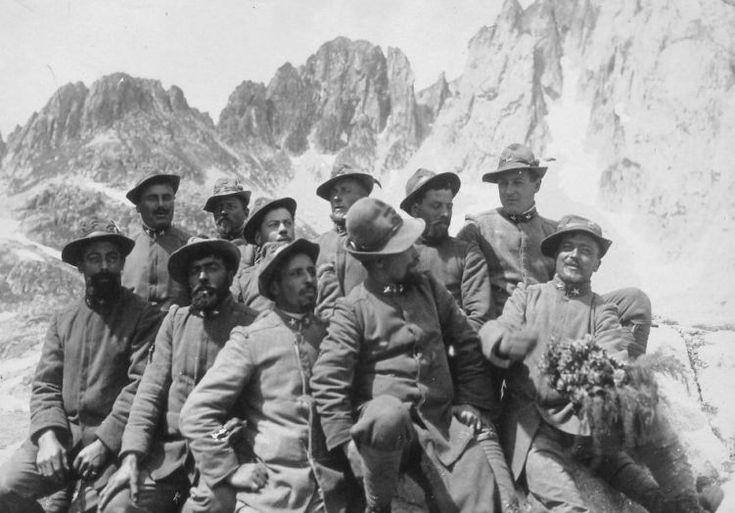 """Quando fui sui Monti Scarpazi... - Gruppo Alpini """"Gen. Pietro Zaglio"""" - Salce (BL)"""