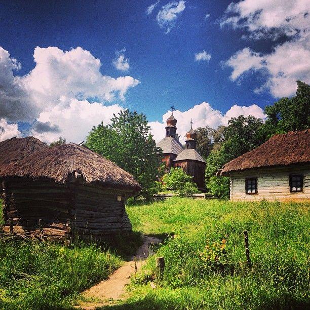 Музей народної архітектури та побуту України,  Museum of Folk Architecture and Folkways of Ukraine