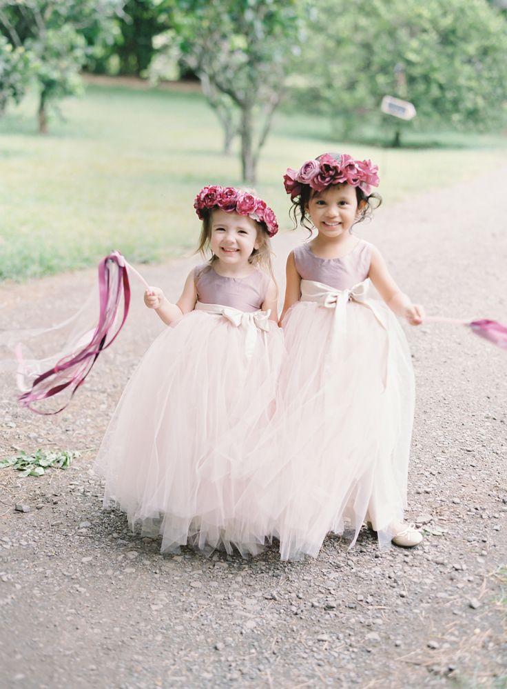 Flower Girl Baskets Dublin : Best images about flower girls on