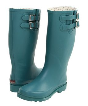 These popular Chooka Rain Boots are back in at only $15.99 plus Free Shipping today!