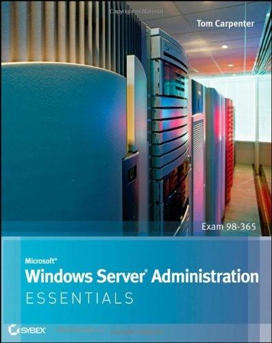 Online Microsoft Windows Server Administration Essentials http://www.codeandcommand.com/windows.html