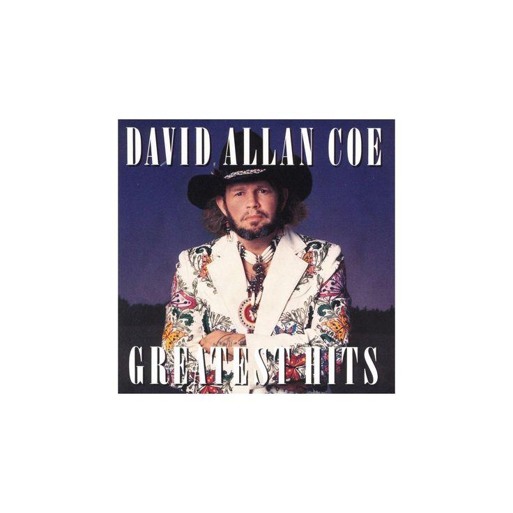 David allan coe - Greatest hits (CD)