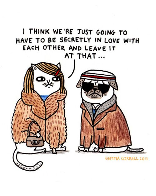 The Royal Tenenbaums by Gemma Correll