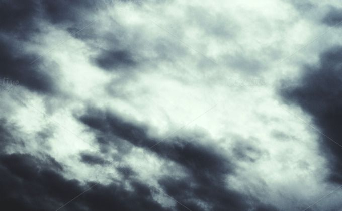 Check out Stormy and Dark Clouds by Shots By RC on Creative Market