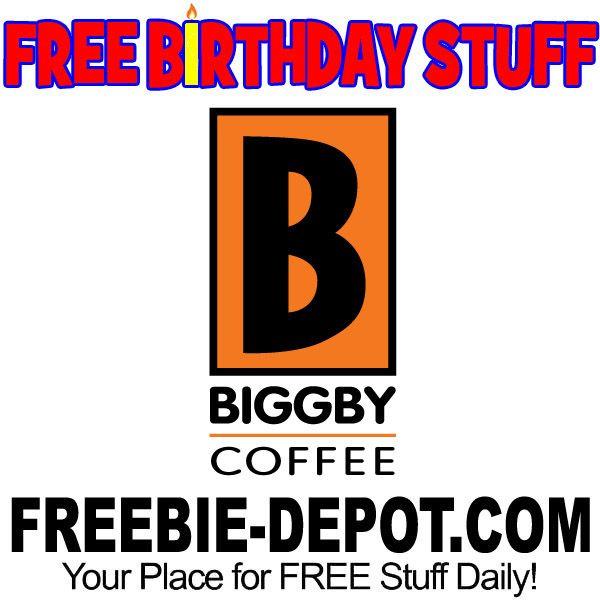►► BIRTHDAY FREEBIE - Biggby Coffee ►► #BDay, #Biggby, #Birthday, #BirthdayFreebie, #BirthdayGift, #Coffee, #FreeBirthdayStuff, #FrugalFind, #FrugalLiving, #HappyBirthday ►► Freebie Depot