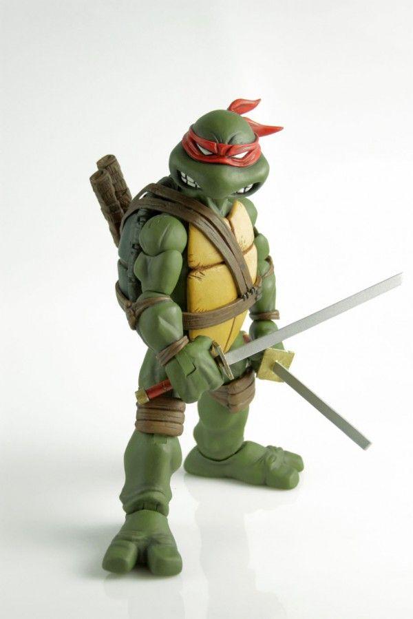 ToyzMag.com » SDCC2015 une nouvelle gamme de figurines Tortues Ninja par Mondo
